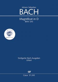 Magnificat in D-Dur BWV 243