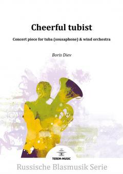 Cheerful tubist