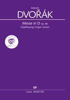 Messe in D-Dur op. 86