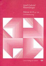 Missa in A-Dur op. 126