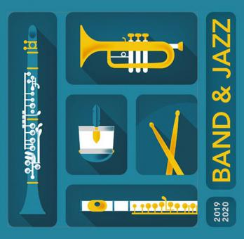Demo-CD: Alfred / Belwin Band & Jazz 2019-2020
