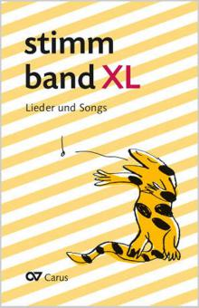 Stimmband XL - Großdruck