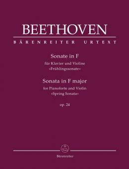 Sonate in F op. 24