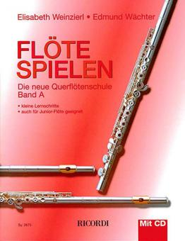 Flöte spielen Band A