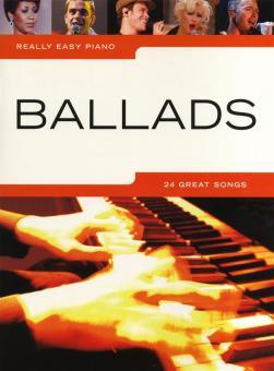 Really Easy Piano: Ballads