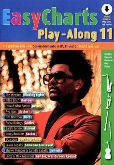Easy Charts Play-Along 11