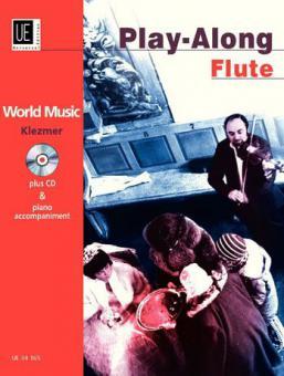 World Music: Klezmer - Play Along Flute