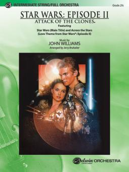 Star Wars Episode II Themes From