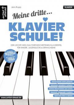 Meine dritte Klavierschule!