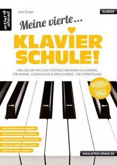 Meine vierte Klavierschule!