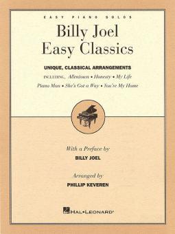 Easy Classics Piano Solo