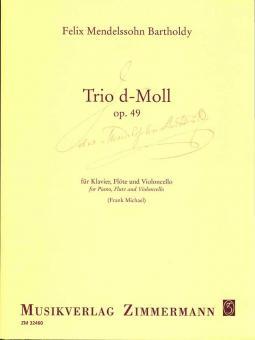Trio d-Moll op. 49