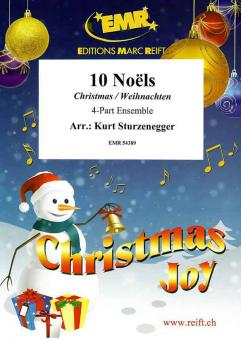 10 Noëls DOWNLOADDownload