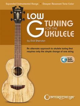 Low G Tuning for the Ukulele