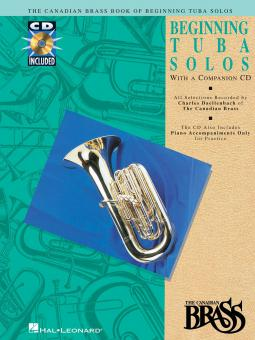 The Canadian Brass Book Of Beginning Tuba Solos