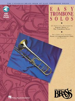 The Canadian Brass Book Of Easy Trombone Solos