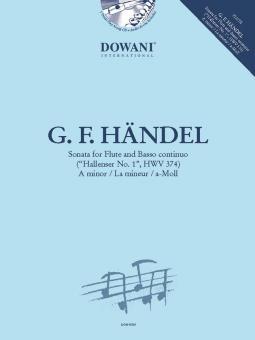 Sonata a-Moll HWV 374