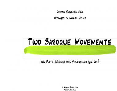 2 Baroque Movements