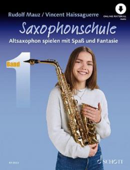 Saxophonschule 1