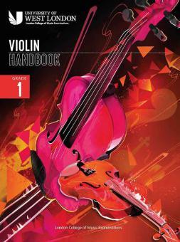 LCM Violin Handbook 2021: Grade 1