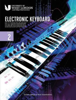 London College of Music Electronic Keyboard Handbook 2021: Step 2