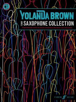 YolanDa Brown's Tenor Saxophone Collection