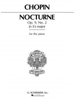 Nocturne, Op.9 No.2 In e Flat Piano