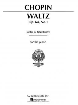 Waltz Op.64 No.1 In D Flat For Piano From Minute Waltz