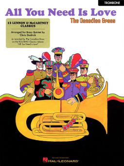 Canadian Brass - All You Need Is Love