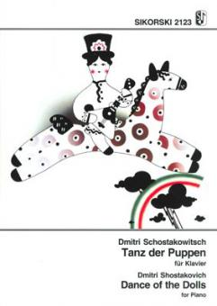 Dances of the Dolls (7 Easy Pieces) Piano Vaap Edition