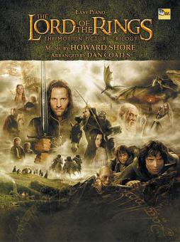 Lord Of The Rings Trilogy (Easy Piano)