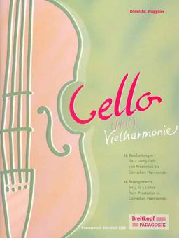 Cello (Phil)Vielharmonie Heft 1
