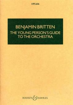 The Young Person's Guide to the Orchestra op. 34