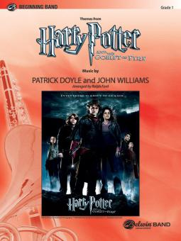 Harry Potter And The Goblet Of Fire Themes From