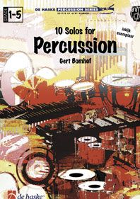 10 Solos for Percussion