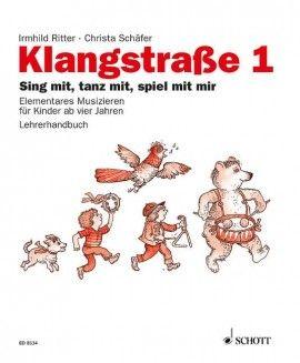 Klangstraße 1 - Lehrerhandbuch