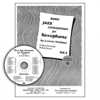 Basic Jazz Conception Vol. 2 SET