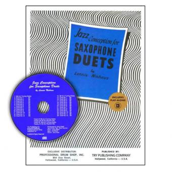 Jazz Conception for Saxophone Duets