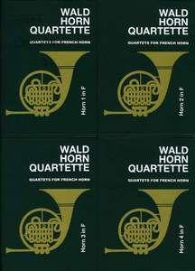 Waldhornquartette Band 1