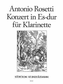 Konzert für Klarinette und Orchester Es-dur