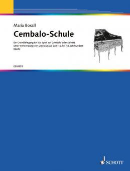 Cembalo-SchuleStandard