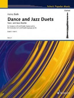 Tanz- und Jazz-Duette Heft 1Standard