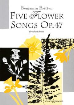5 Flower Songs