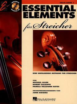 Essential Elements für Streicher