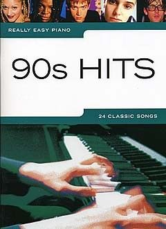 Really Easy Piano: 90's Hits