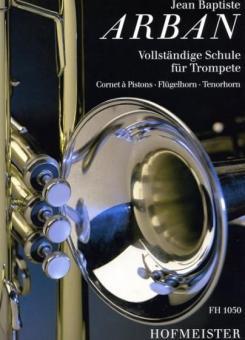 Vollständige Schule für Trompete, komplett
