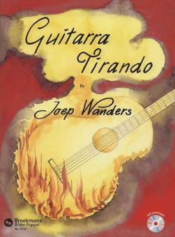 Guitarra Tirando
