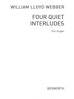 4 Quiet Interludes