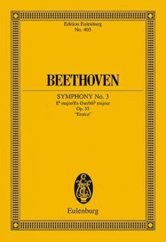 Symphonie Nr. 3 Es-Dur op. 55Standard