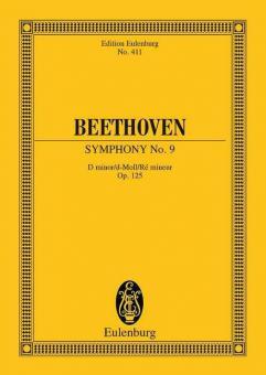 Symphonie Nr. 9 d-Moll op. 125Standard